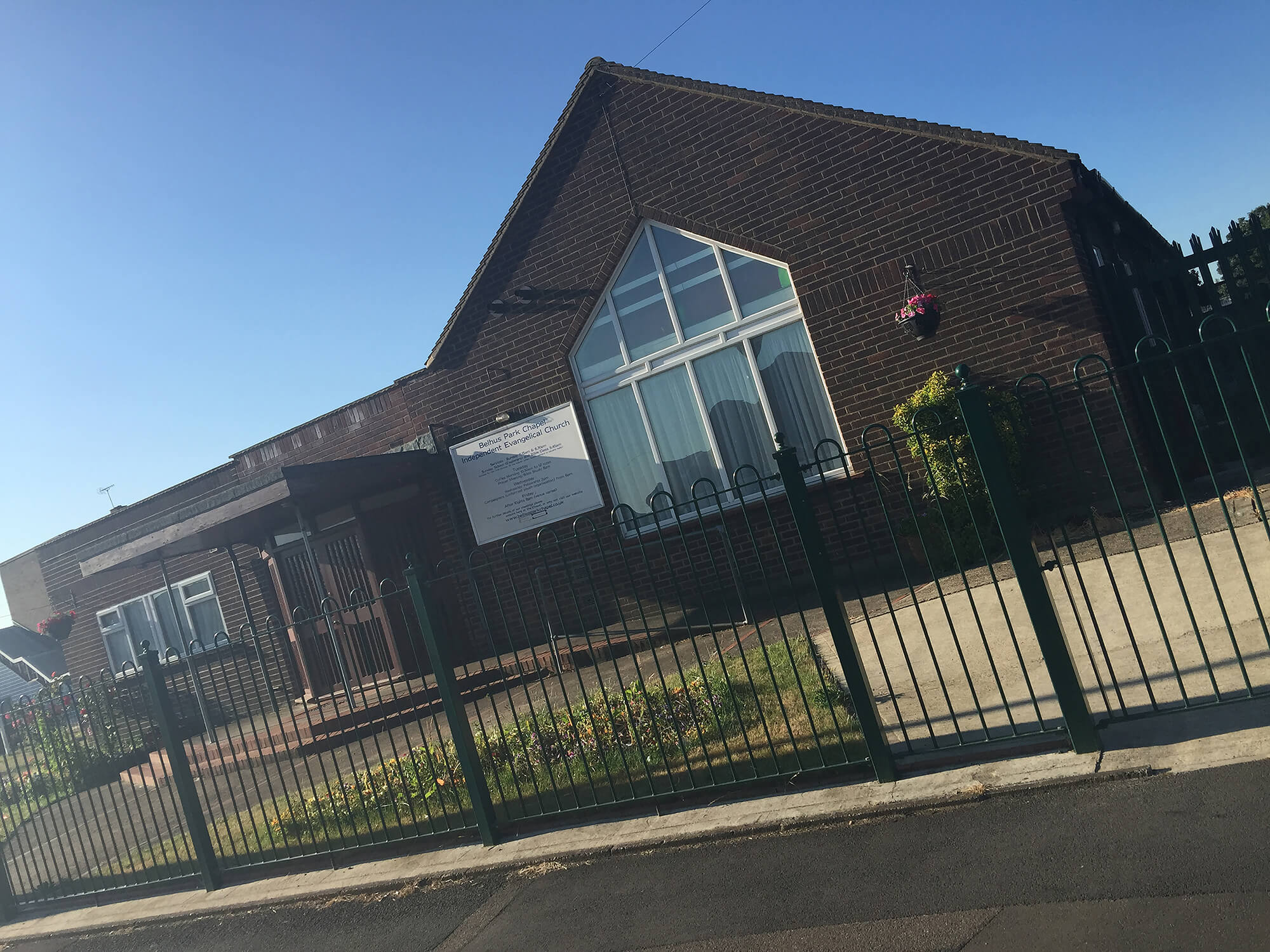 Introducing the Chapel – Belhus Park Chapel